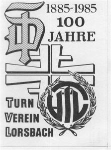 100-jähriges Vereins-Jubiläum