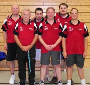 Tischtennis-Abteilung wird gegründet