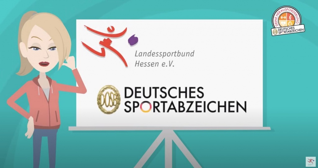 Trailer Sportabzeichen LSB-H