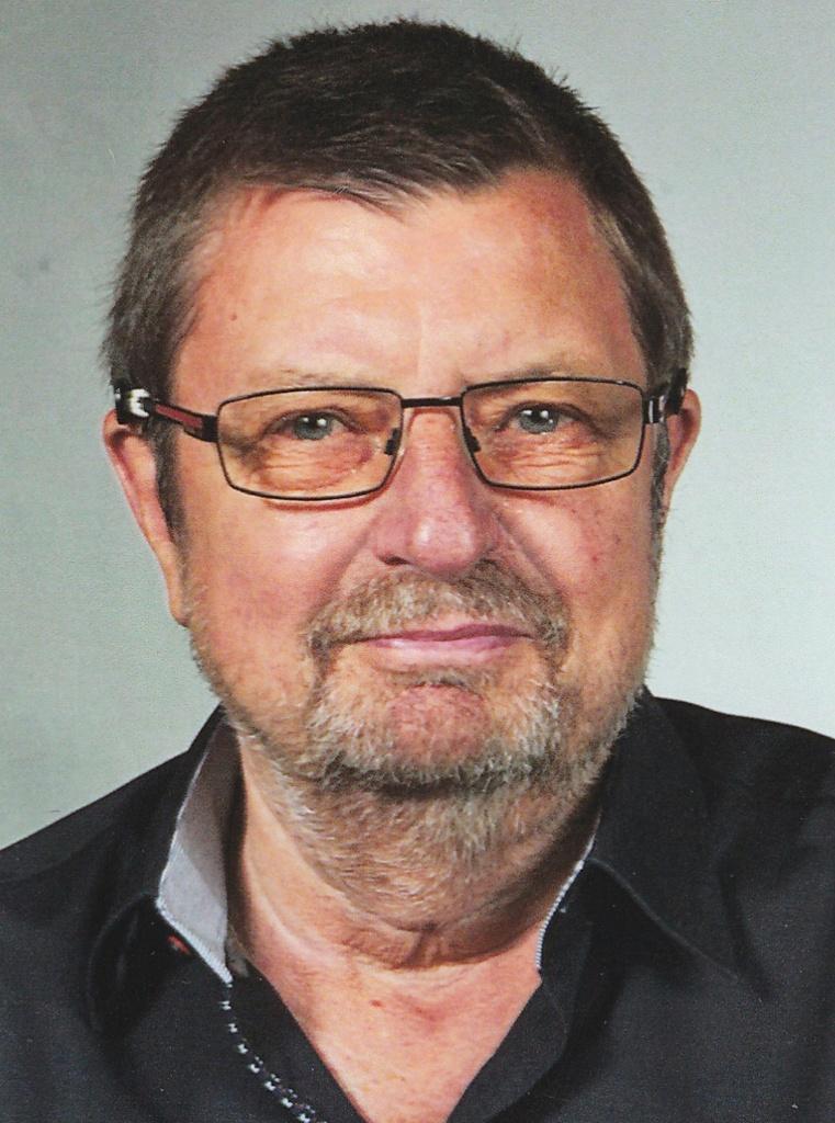 Hans Scheller/Mitgliederbetreuung