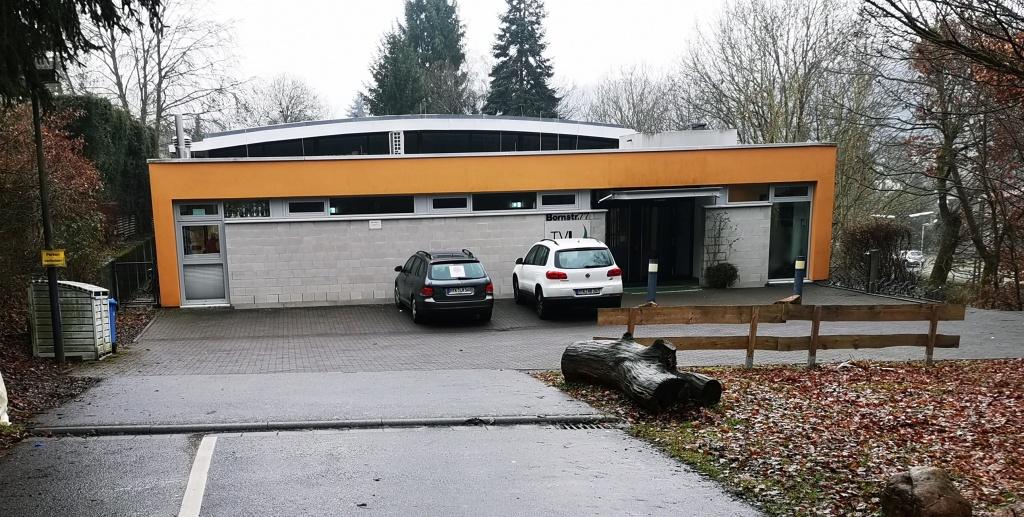 Turnhalle Lorsbach, TV Lorsbach