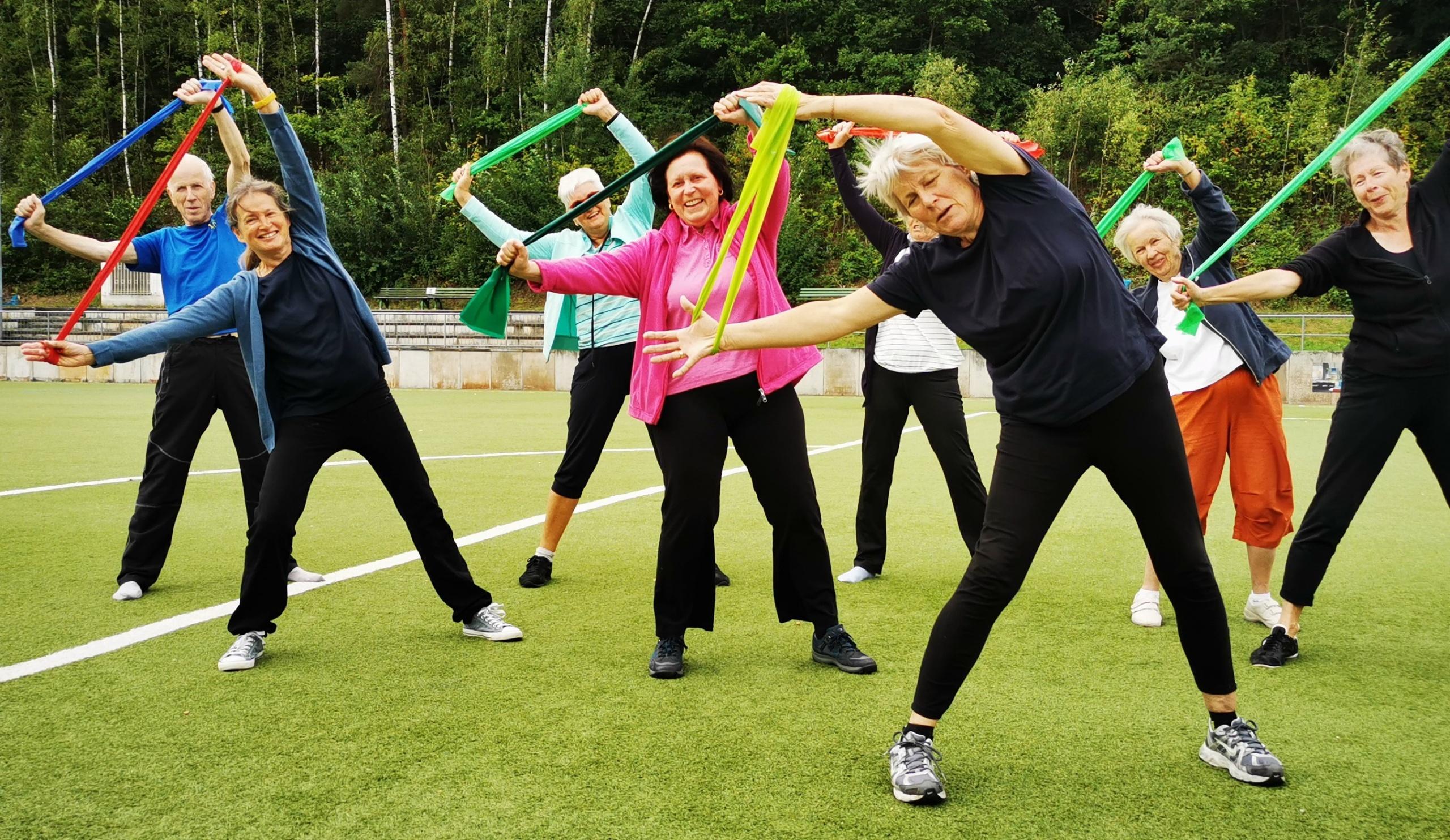 Gymnastik/Aktiv älter