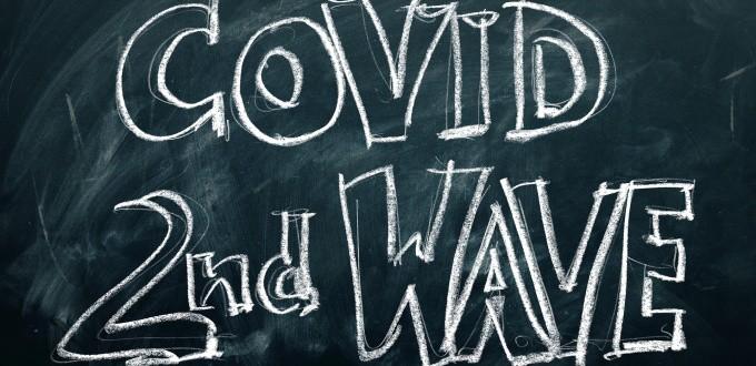 Zweite COVID-Welle