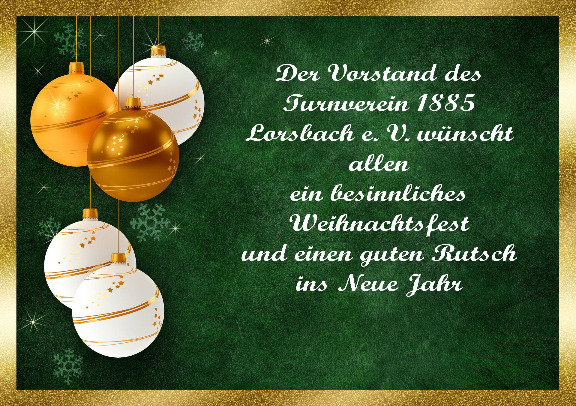 TVL-Weihnachtsgruss