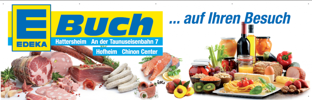 Edeka Buch Logo