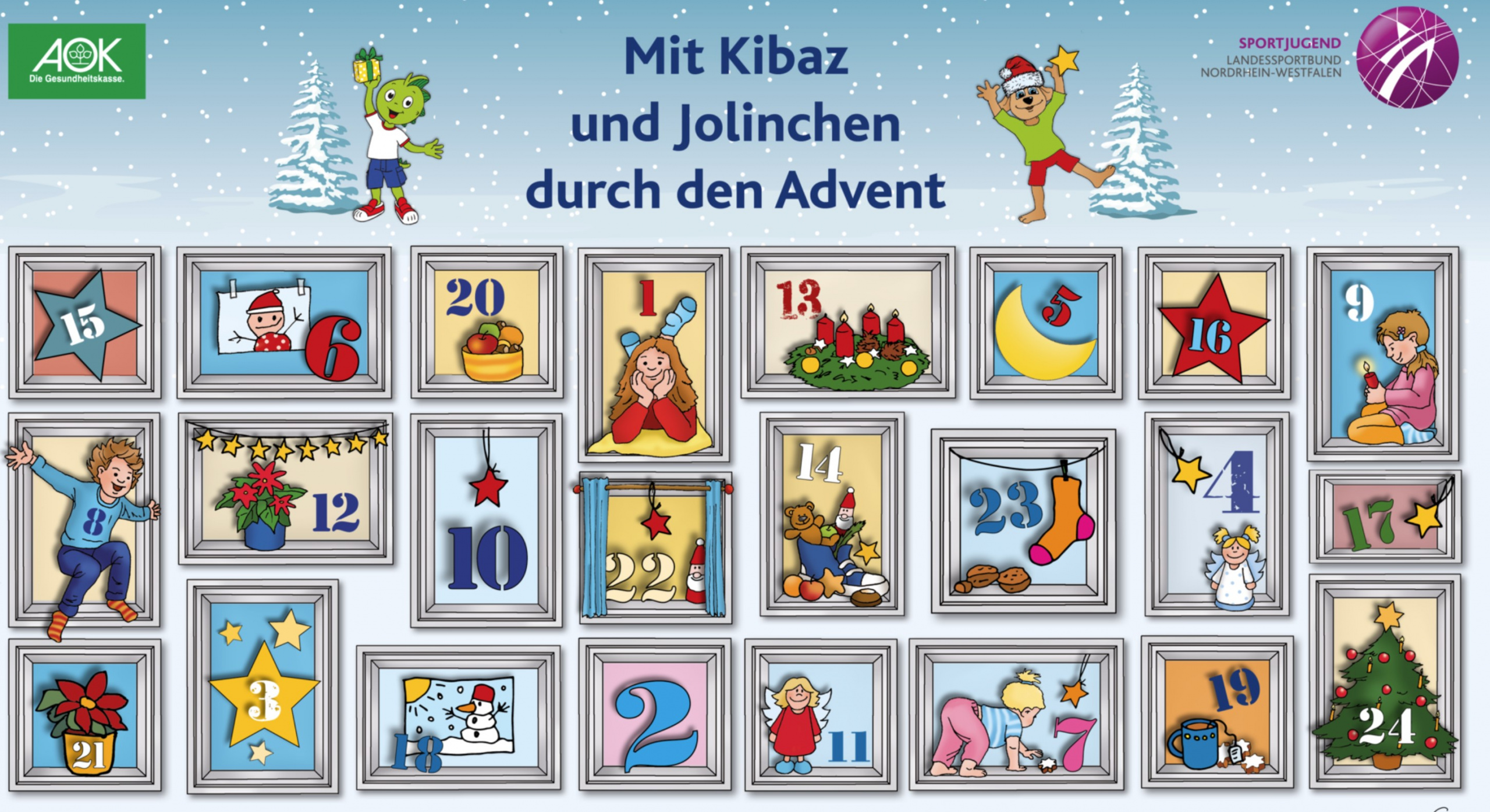 KiBaz-Adventskalender