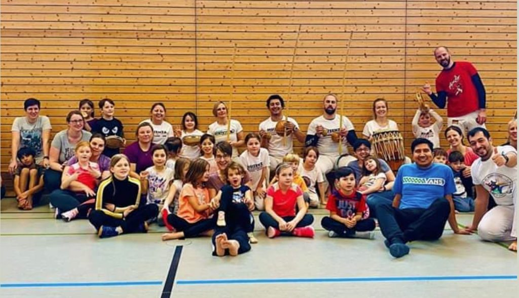 Capoeira Workshop/TVL