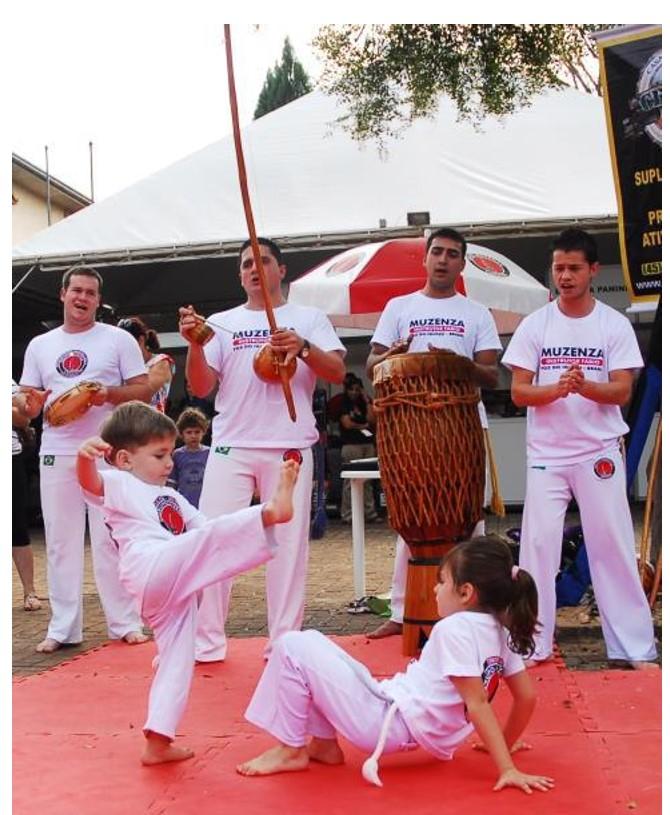 Capoeira/Diogo