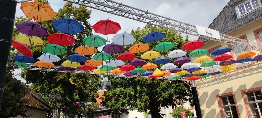 Umbrella-Road Hofheim