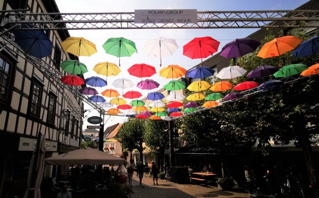 Umbrella-Road, Hofheim