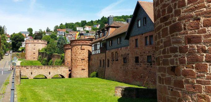 Stadtmauer Büdingen